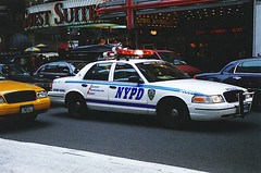NYPD 2912 Highway Patrol (First on Scene) Tags: new york city nyc usa ford car america square us highway manhattan united police nypd pd victoria 1999 american cop crown law times states enforcement emergency department cruiser patrol response interceptor unit fcv cvpi