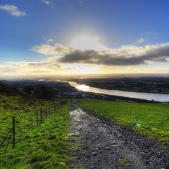 The view from the top.. (lordoye) Tags: scotland hill dumbarton westofscotland oldkilpatrick lochhumphrey 1740f40l 5dmkii forthcanal clyderver