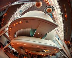 The Cosmic Cathedral (Jeff_B.) Tags: nyc newyorkcity earth manhattan space nasa planet planets westside haydenplanetarium futuristic irobot americanmuseumofnaturalhistory alanparsons rosecenter rosecenterforearthandspace