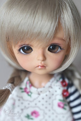 Morey. (Simmi.) Tags: moon yellow by cookie tan bloody custom tanned morey latidoll andreja lati