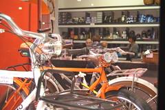 OLMO (skech82) Tags: light people window bike bicycle sport shop faro milano transport tire cycle negozio bici vetrina luce bicicletta meansoftransport mezzoditrasporto d3000 skech82