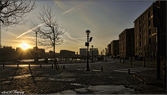 SUNRISE ALBERT DOCK (Shaun's Wildlife Images....) Tags: sunrise shaund