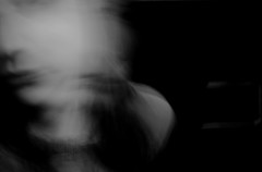 moving darkly (Vasilis Amir) Tags: longexposure portrait blackandwhite motion monochrome moving experimental icm ixtlan  intentionalcameramovement vasilisamir
