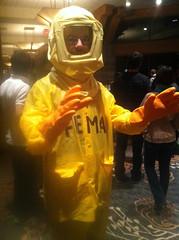 FEMA Zombie Unit, Front