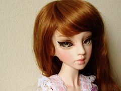 IMG_2187 (Hellohappylisa) Tags: face up ball li mod doll sweet adorable kawaii bjd custom msd jointed bobobie resinsoul