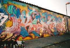 COKA 1996 (KACAO77 UNIVERSES) Tags: fiction color berlin art colors wall writing germany word graffiti hall photo artwork neon artist space name letters 1996 fame style science spray crew camouflage return letter writer to spraypaint write outline piece 77 zero wallpainting 1990s mib 90s spraycan galactic 96 universes coka kakao koka ninetysix seventyseven rtz of kacao77 kacao koca madeinberlin haselhorst zeroe kakao77 kacaoe kacaoe77 kakaoe77 mibcrew