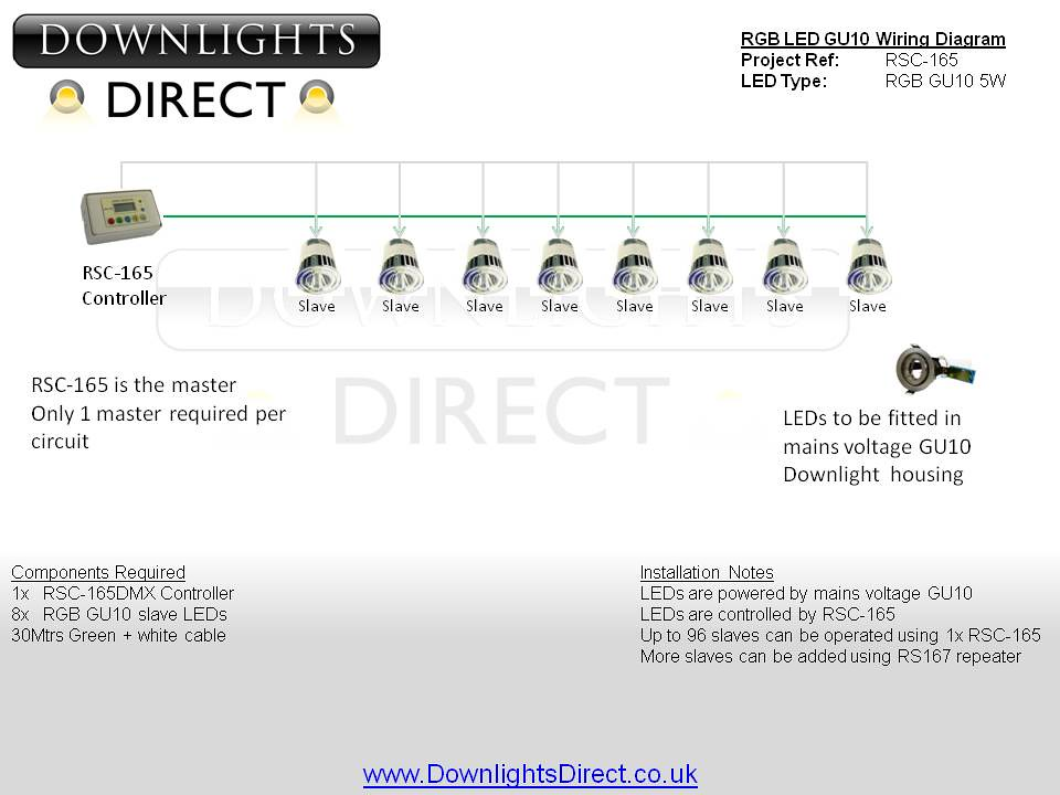 Wiring Diagram For Led Downlights Nilzanet – Wiring Diagram For Downlights