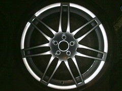 """Audi S4, 19"""" chrome silver • <a style=""""font-size:0.8em;"""" href=""""http://www.flickr.com/photos/75836697@N06/6811067185/"""" target=""""_blank"""">View on Flickr</a>"""
