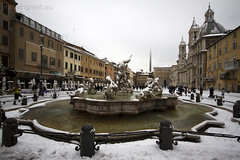 """Rome, snow • <a style=""""font-size:0.8em;"""" href=""""http://www.flickr.com/photos/89679026@N00/6818270187/"""" target=""""_blank"""">View on Flickr</a>"""