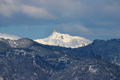 Vista al Puig Major (Xisco Serrano) Tags: winter españa snow mountains cold de islands major spain nieve nevada invierno serra mallorca frio islas majorca montañas baleares puig balearic tramuntana siberiana