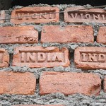 "Indian Bricks <a style=""margin-left:10px; font-size:0.8em;"" href=""http://www.flickr.com/photos/14315427@N00/6829325151/"" target=""_blank"">@flickr</a>"