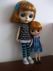 Arabella and Giselle
