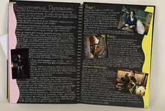 Spread Five (Emma Ward_Photography) Tags: photography sketchbook research sketchbookpages photographyresearch
