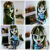 Taste Test (DollyPop!) Tags: kitchen monster doll frankie rement fashiondoll mattel poseable frankiestein monsterhigh watzit homeick