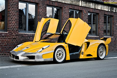 ZR Enzo (Keno Zache) Tags: auto new canon photography eos power xx competition evolution ferrari racing special enzo update tuning zahir edo exotics zr bodykit keno 400d zache