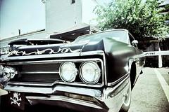 (s myers) Tags: film car 35mm toy xpro kodak antique kentucky ky crossprocess vehicle louisville vignette e100gx gasser ratrods 2011 vivitarultrawideandslim beatersville photoworkssf vuws