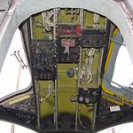 C-1A Cockpit, interior overhead thumbnail