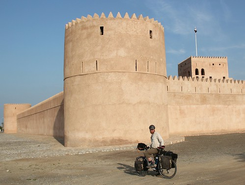 Cycling across Arabia: a photo diary