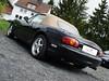 Mazda MX5 NB 1998-2005 CK-Cabrio Akustik-Luxus-Verdeckbezug