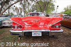chicano park 1-1902 (tweaked.pixels) Tags: chevrolet sandiego 1958 impala chicanopark easterweekend impalascarclub pixelfixel tweakedpixels ©2014kathygonzalez