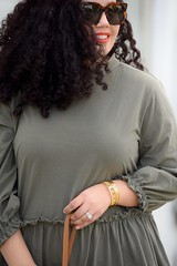 Trap-Ease (GirlWithCurves) Tags: curvy curlyhair plussizeclothing plussizeblogger taneshaawasthi bayareablogger