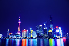 dream the future (kangxi504) Tags: china city asia shanghai pentax   pudong ricoh