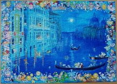 Cats in Venice (Sven Hartmann) (Leonisha) Tags: venice cats cat puzzle katze venedig katzen jigsawpuzzle
