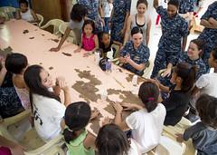 160522-N-MJ645-083 (U.S. Pacific Fleet) Tags: navy underway deployment subicbayphilippines ddg93 usschunghoon greatgreenfleet