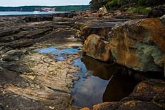 High rockpool (jack eastlake) Tags: new rock point coast south platform pools valley short far merimbula rockpools bega