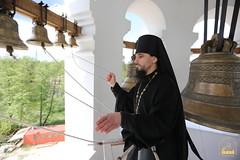76. Paschal Prayer Service in Svyatogorsk / Пасхальный молебен в соборном храме г. Святогорска