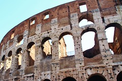 Colosseum, Rome, Italy (A.day.in.the.life.of.C) Tags: travel summer italy rome monument architecture ancient wanderlust colosseum