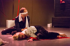 Du. Geliebte. Unschuld. 11 (Azouras Defeat) Tags: theater shakespeare goethe unschuld tennesseewilliams stagephotography lessing stageplay rollentausch theaterfotografie sechseckbau eos5diii