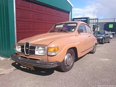 Saab 96 V4 1978 (40-VH-05) (MilanWH) Tags: 1978 saab 96 v4 40vh05