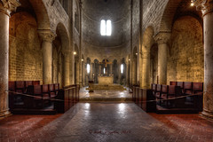 abbey S.Antimo (Guido Pezzatini) Tags: old travel light italy church architecture canon tokina111628 5dmarkiii