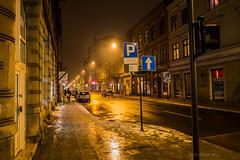d (nightmareck) Tags: winter night europa europe fuji poland polska handheld fujifilm zima fujinon d pancakelens xe1 apsc mirrorless dzkie xtrans fotografianocna xmount xf18mm xf18mmf20r bezlusterkowiec
