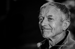 Portrait or Picture (Digidiverdave) Tags: portrait people france male french landscapes interesting character picture handsome streetlife dordogne attractive striking goodlooking bergerac glamourous engaging captivating aquitaine pleasing davidhenshaw blackwhiteimage henshawphotographycom