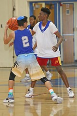 D153205A (RobHelfman) Tags: sports basketball losangeles highschool palisades crenshaw tnl tuesdaynightleague