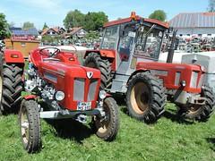 Schlter Super 450 and a Super 1050V (pferdeschorschi) Tags: schlter hetlaklausahetzlinshofenoldtimer