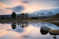 Kelly Hall Tarn Reflections (Damon Finlay) Tags: longexposure england lake reflection reflections hall big nikon long exposure district lakedistrict lee cumbria d750 kelly tamron tarn f28 stopper 2470 kellyhalltarn leebigstopper tamron2470f28 nikond750