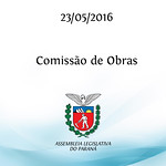 Comiss�o de Obras 23/05/2016