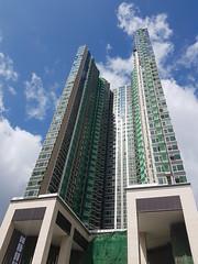 Peninsula East Building, Hong Kong (cesarharada.com) Tags: ying hong kong say pun lif