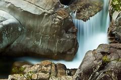 Go with the Flow (D J Millard) Tags: morning nature water rock creek river waterfall long exposure australia cascades qld gorge cairns aus nd400 canonef70200mmf28lisusm behana canoneos5dmkii