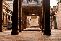 Temple textures (Siva_K) Tags: india temple hindu tamil tamilnadu srirangam ranganathaswamy thayarsannidhi