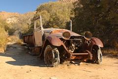 Brokedown (J_Jacks1985) Tags: california car canon rebel desert joshuatree brokendown joshuatreenationalpark canonrebelxs