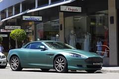 Aston Martin DB9 Volante -explored- (Will Dinn) Tags: canon eos 50mm bay martin sydney australia convertible double east will nsw british f18 18 50 supercar ef aston volante v12 db9 dinn 50d