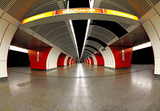 Tube View - Westbahnhof