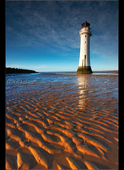 The Guide.. (Chrisconphoto) Tags: lighthouse seascape liverpool cover peninsula wirral newbrighton perchrock