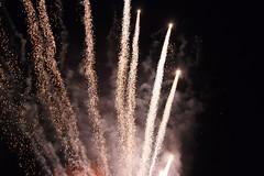 Fireworks at The Pallio (Liam Cheasty) Tags: italy italia fireworks 2009 umbria motorhometravel liamcheasty hymertheodyssey passignanosultrasimino palliodellabarche lagotrassimino