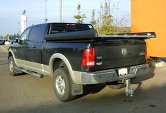 2012 Ram 3500 (Custom Truck Parts) Tags: light truck marathon pickup deck dodge accessories ram winch 2012 3500 warn