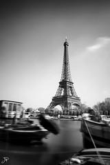 = The Legend = (J P | Photography) Tags: life longexposure sea wallpaper bw paris france tower apple